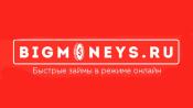 BigMoneys: вход в личный кабинет