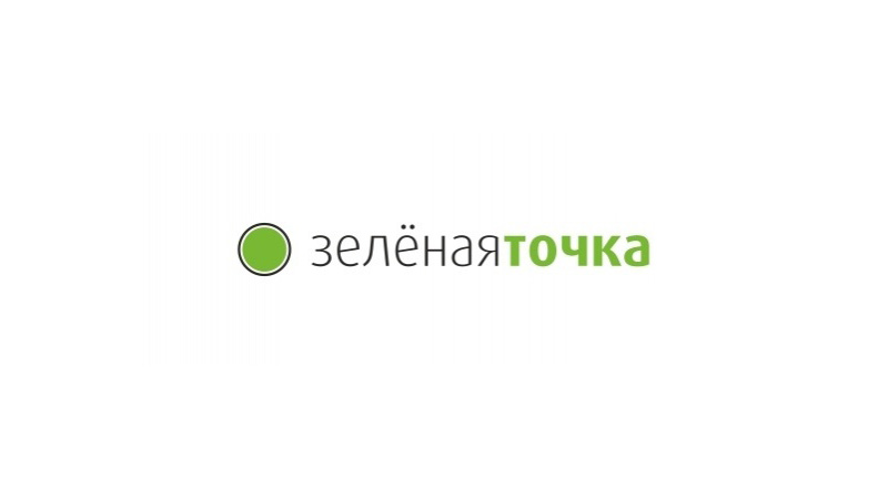 Зелёная точка